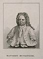 Matthias Buchinger, a phocomelic. Stipple engraving. Wellcome V0007015ER.jpg