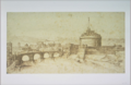 Matthijs Bril - View of the bridge and Castel Sant'Angelo in Rome.tiff