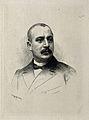 Maurice Hanriot. Etching by E. van Muyden. Wellcome V0002560.jpg