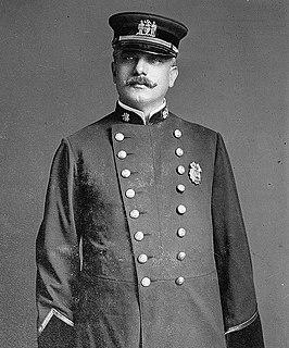 Max F. Schmittberger American police inspector