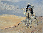 Max Slevogt - Sandstorm in the Libyan Desert - Google Art Project.jpg