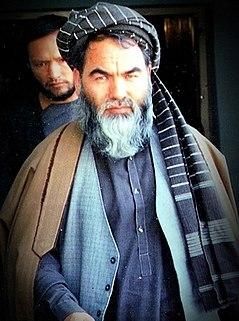 Hazara politician