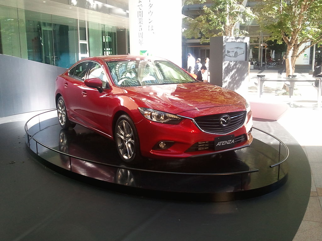 Mazda  Touch Up Paint B  Oz
