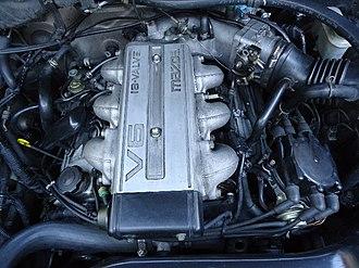 Mazda J engine - Mazda 18 Valve V6 3.0 L Engine