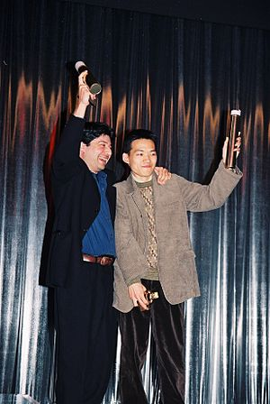 Vassilis Mazomenos - Jury's award in Fantasporto 1999