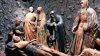 Guido Mazzoni (sculptor) - Compianto, Santa Maria degli Angeli, Busseto
