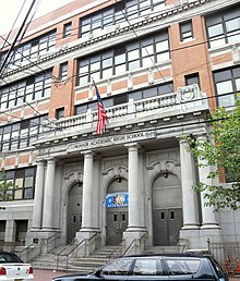 Image result for mcnair academic high school jersey city