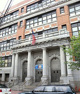 Dr. Ronald E. McNair Academic High School Magnet public high school in the United States