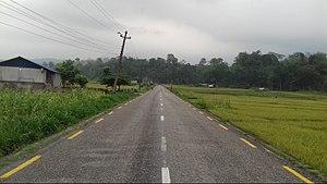 Mechi Highway - Image: Mechi Highway