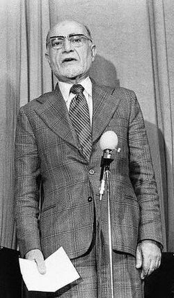 Mehdi bazargan-75th Prime Minister of Iran.jpg