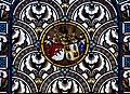 Mehrerau Collegiumskapelle Fenster L04c Wappen Hämmerle - von Ratz.jpg