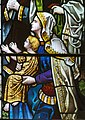 Melton Mowbray, St Mary's church, window detail (31779081678).jpg