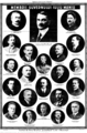 Membrii Guvernului Iuliu Maniu, supliment Dreptatea.png