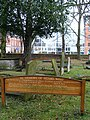Memorial to Henry West, St.Laurence's Churchyard - geograph.org.uk - 701903.jpg