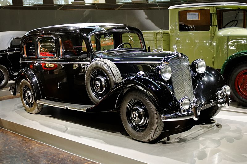 260D (W138) - Mercedes-Benz