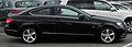 Mercedes-Benz C 180 BlueEFFICIENCY Coupé (C 204) – Seitenansicht, 10. Juli 2011, Velbert.jpg