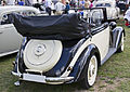 Mercedes Benz 170V Roadster rear 20110611.jpg