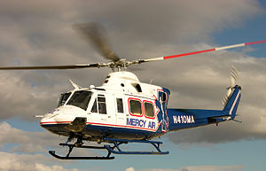 Air ambulances in the United States - Mercy Air 2