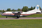 Meridian, UR-CGW, Antonov An-12BP (18175475035).jpg