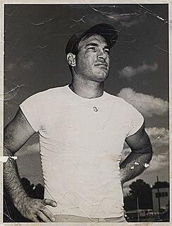 Merle Hapes American football player