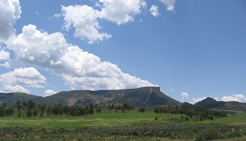 Mesa verde north 2007
