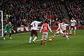 Mesut Özil shoots! (16395670006).jpg