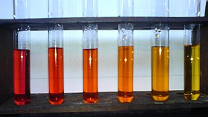 Methyl orange - Methyl orange solutions