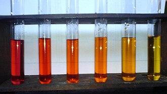 Methyl orange - Methyl orange solutions