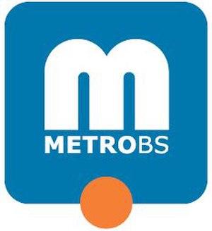 Brescia Metro - Image: Metro BS logo