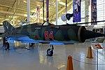 MiG 21MF Fishbed-J, 1975 - Evergreen Aviation & Space Museum - McMinnville, Oregon - DSC01085.jpg