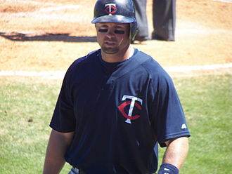 Michael Cuddyer - Cuddyer with the Minnesota Twins in 2007 spring training