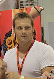 Michael Shanks na Comic-Conie ‎w 2009 r.