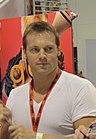 Michael Shanks Comic Con 2009.jpg