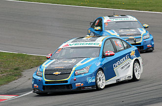Scandinavian Touring Car Championship - Ring Knutstorp Scandinavian Touring Car Championship 2012.