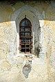 Micheldorf Lorenzenberg 68 Filialkirche hl Laurentius gotisches Fenster 07082014 048.jpg