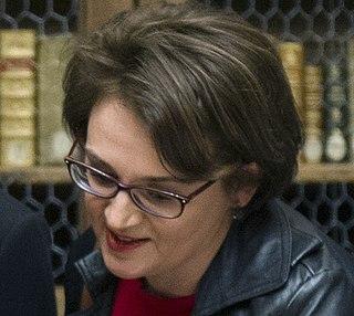 Michelle Bubenicek French academic, historian