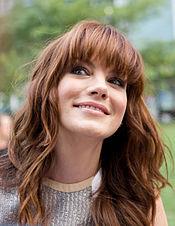 Foto de Monaghan partoprenanta la 2011-datita Torontan Internacian Filmfestivalon