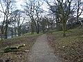 Middle path through London Road Gardens - geograph.org.uk - 1727219.jpg