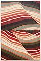 Milena Usenik, Undulation VI., 1975, 180x120cm, acrylic on canvas.jpg