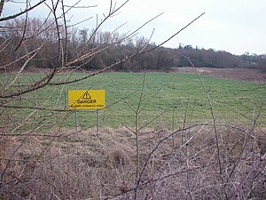 Dale Barracks - Military Training Ground near Dale Barracks