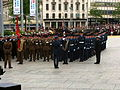 Military line up in the Old Market Square.jpg