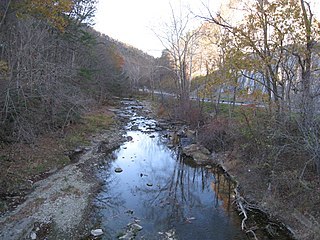 Mill Creek (South Branch Potomac River) tributary stream of the South Branch Potomac River in Hampshire County, West Virginia, USA