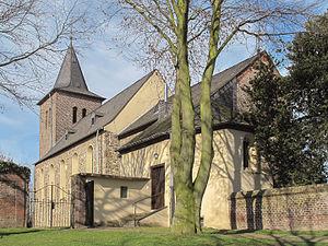 Selfkant - Image: Millen, kerk foto 17 2011 03 20 10.08