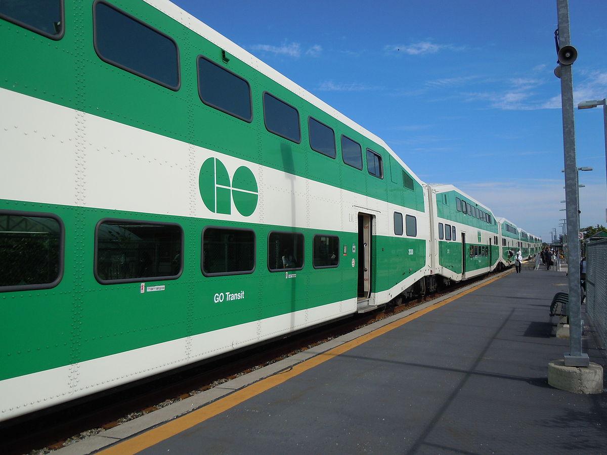 Milliken GO Station - Wikipedia