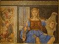 Minerva by Girolamo Genga, Italian, Urbino, 1506 or 1509, fresco transferred to canvas - Princeton University Art Museum - DSC06615.jpg