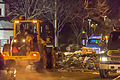 Minneapolis Police 4th Precinct Shutdown - Bulldozer - Black Lives Matter Minneapolis (23385209192).jpg