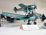 Mistel-2 A2 (Fw 190F-8w, Ju88G-1) model pic2.JPG