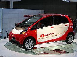 Mitsubishi i MiEV in Tokyo Motor Show 2007.jpg