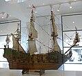 Modell Zweidecker Friedrich Wilhelm zu Pferde Zucker-Museum.jpg