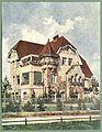 Moderne Villen in Meisteraquarellen Serie II Tafel 034 Berlin-Zehlendorf Villa Riemeisterstraße 20.JPG
